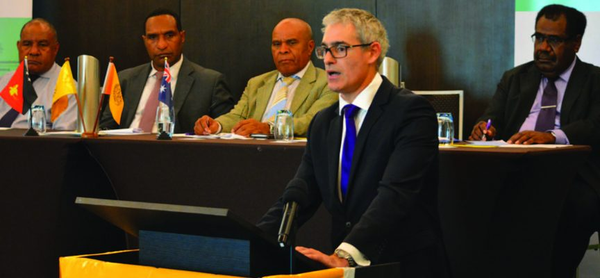 PNG and Australia build on strong transport partnership