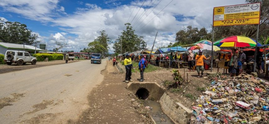 ADB moves to help upgrade PNG's Highlands Highway