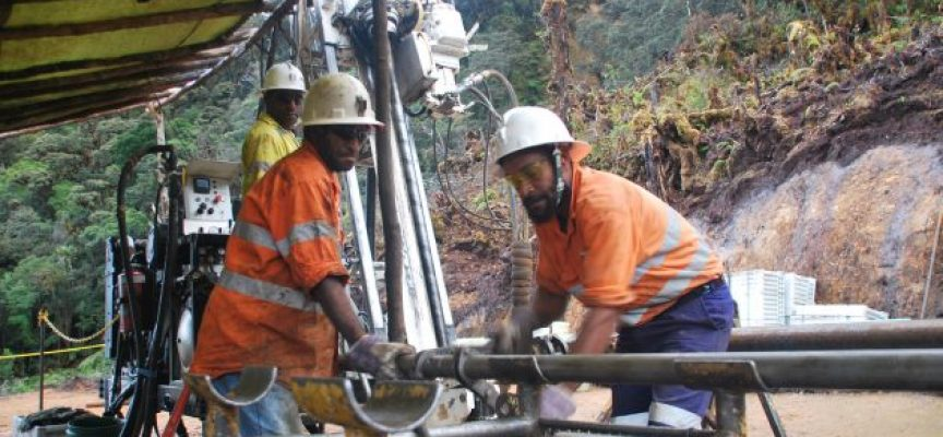 Highlands says drilling confirms further mineralisation at Star Mountains