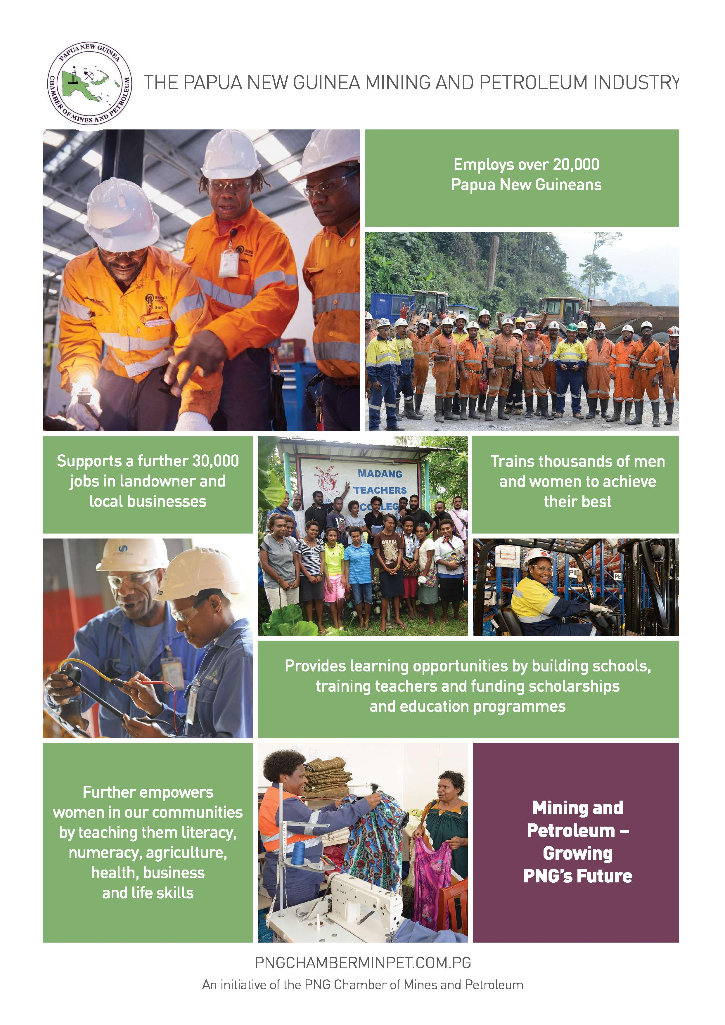 PNG Annual Overview 2019 – 19