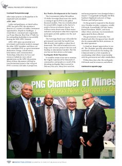 PNG Annual Overview 2019 – 62