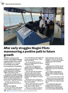 PNG Annual Industry Overview 2020 – 66