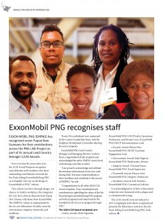 PNG Annual Industry Overview 2021 – Page 12