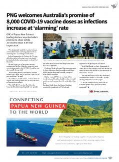 PNG Annual Industry Overview 2021 – Page 17