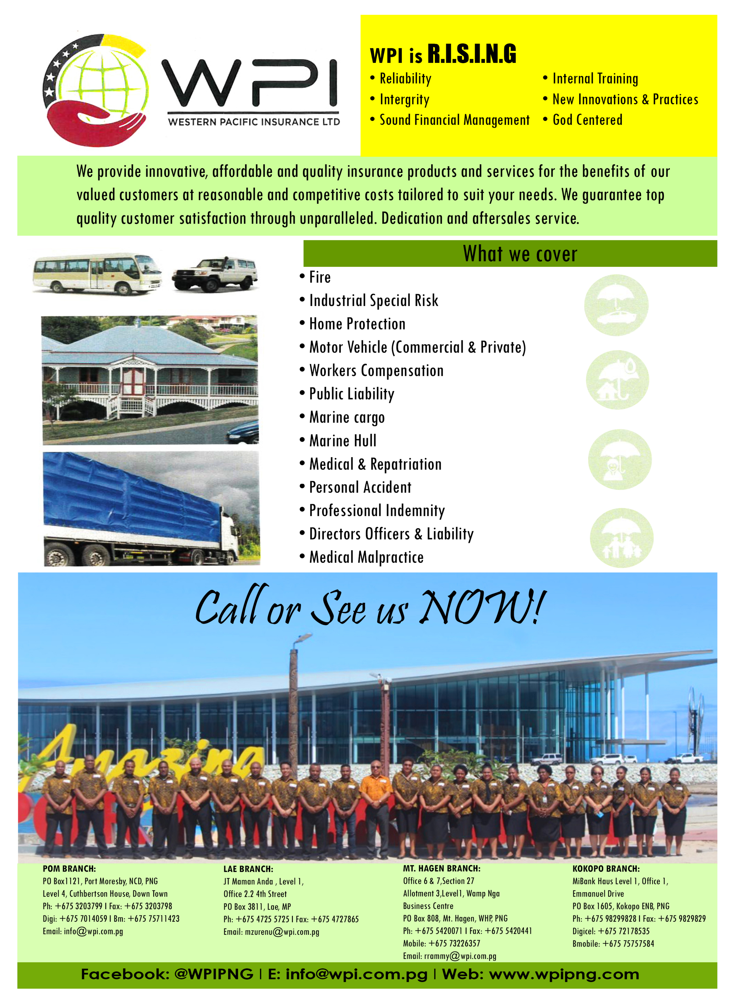 PNG Annual Industry Overview 2021 – Page 19