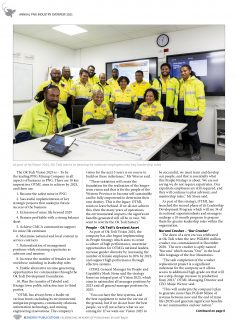 PNG Annual Industry Overview 2021 – Page 8