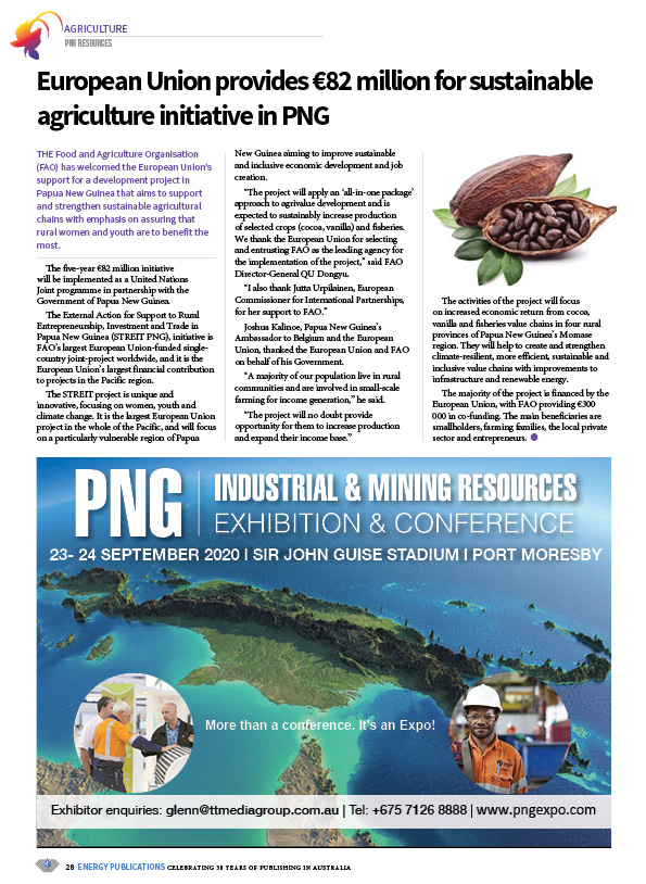PNG Resources Q1 2020 – Page 30
