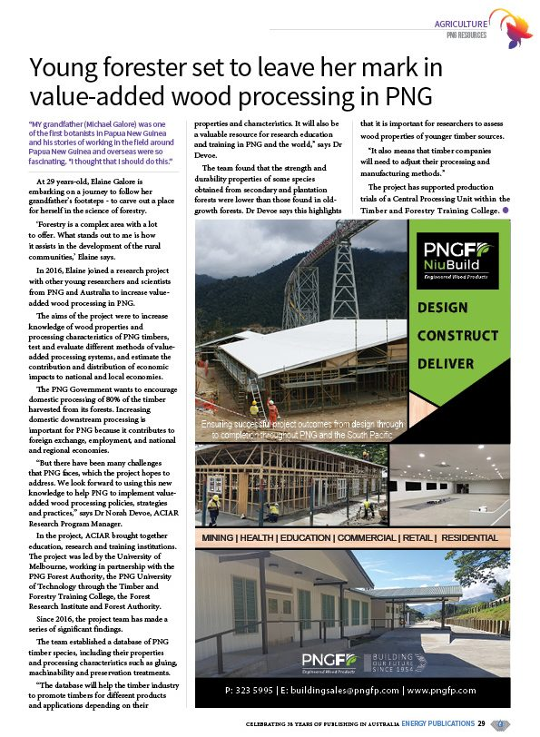 PNG Resources Q1 2020 – Page 31