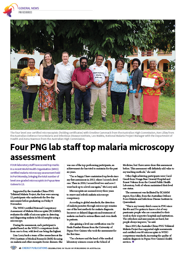 PNG Resources Q1 2020 – Page 50
