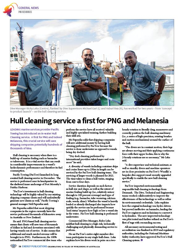 PNG Resources Q1 2020 – Page 60