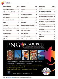 PNG Resources Q1 2020 – Page 82