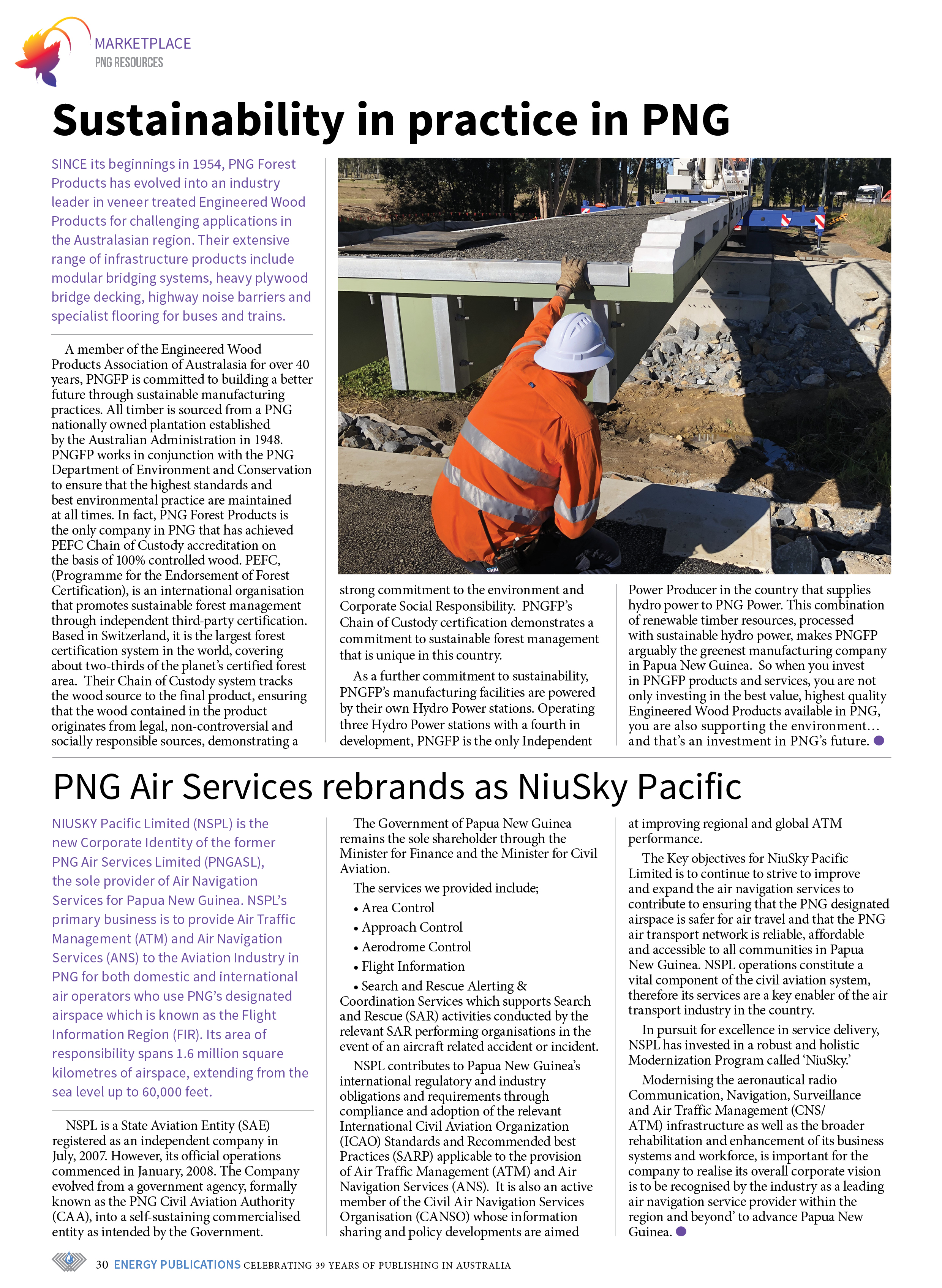 PNG Resources Q1 2021 – Page 32
