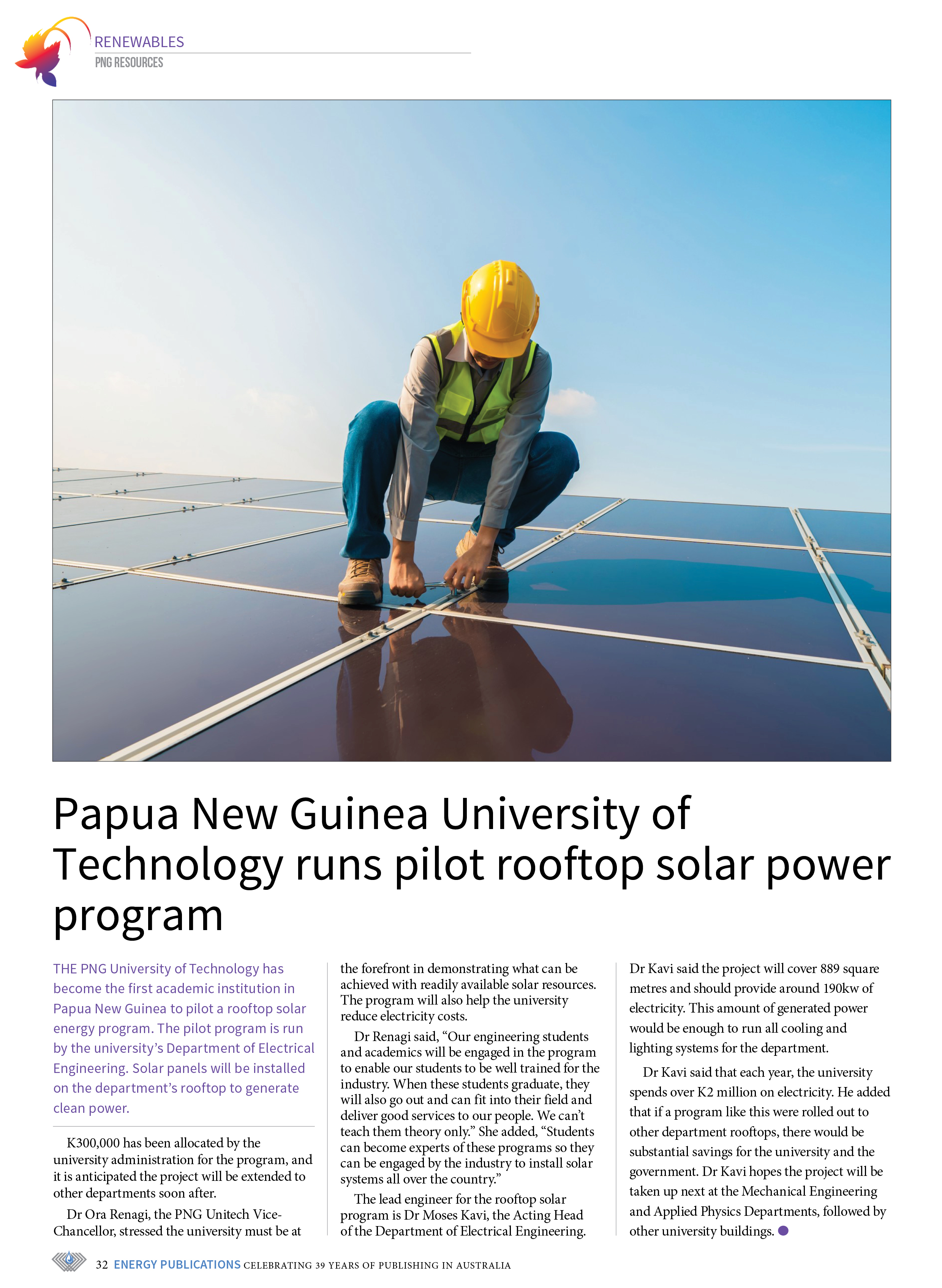 PNG Resources Q1 2021 – Page 34