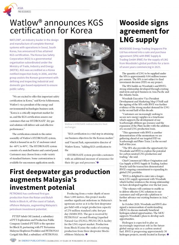 PNG Resources Q1 2021 – Page 40