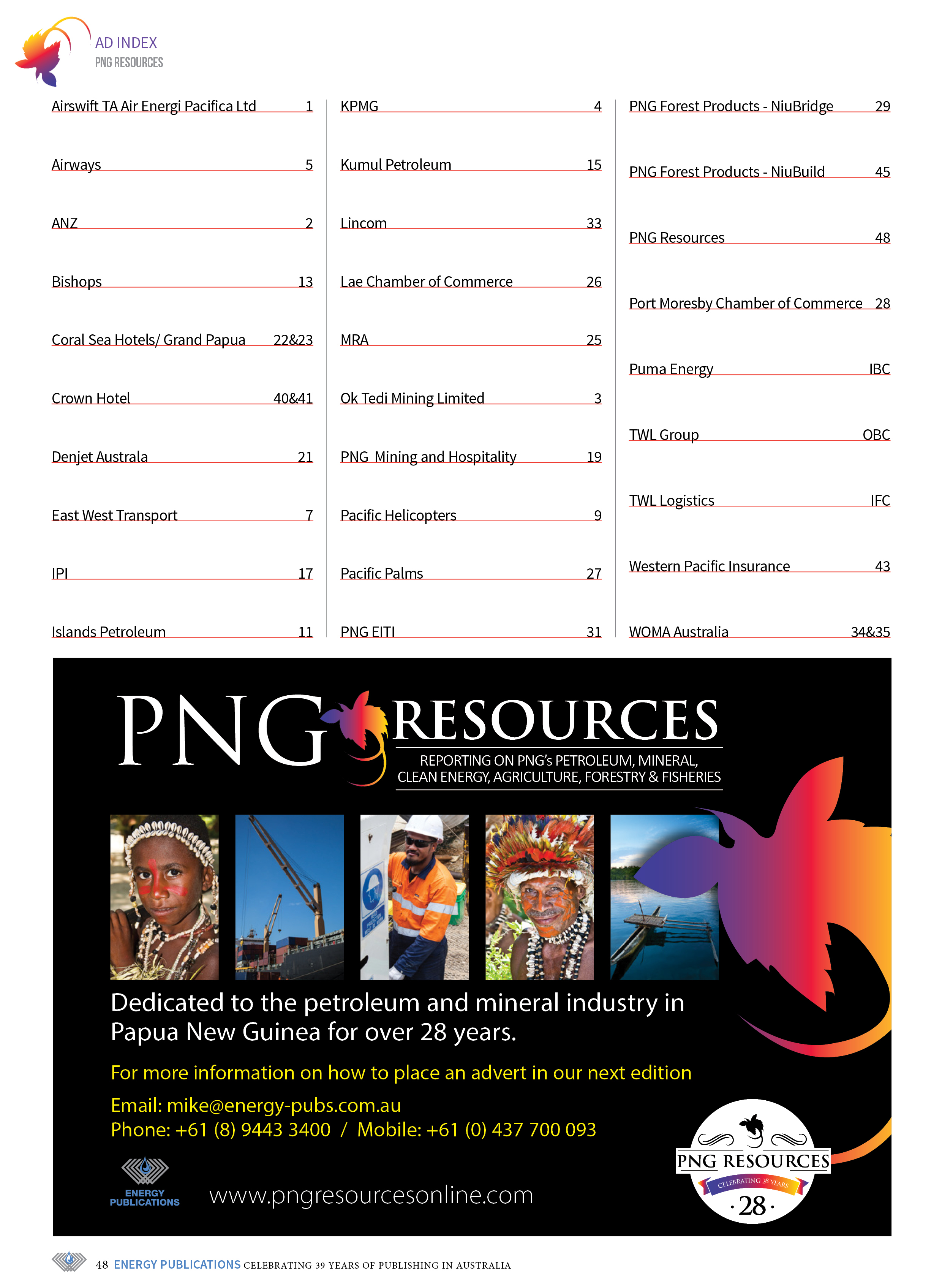 PNG Resources Q1 2021 – Page 50