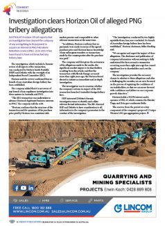 PNG Resources Q2 2020 – Page 10