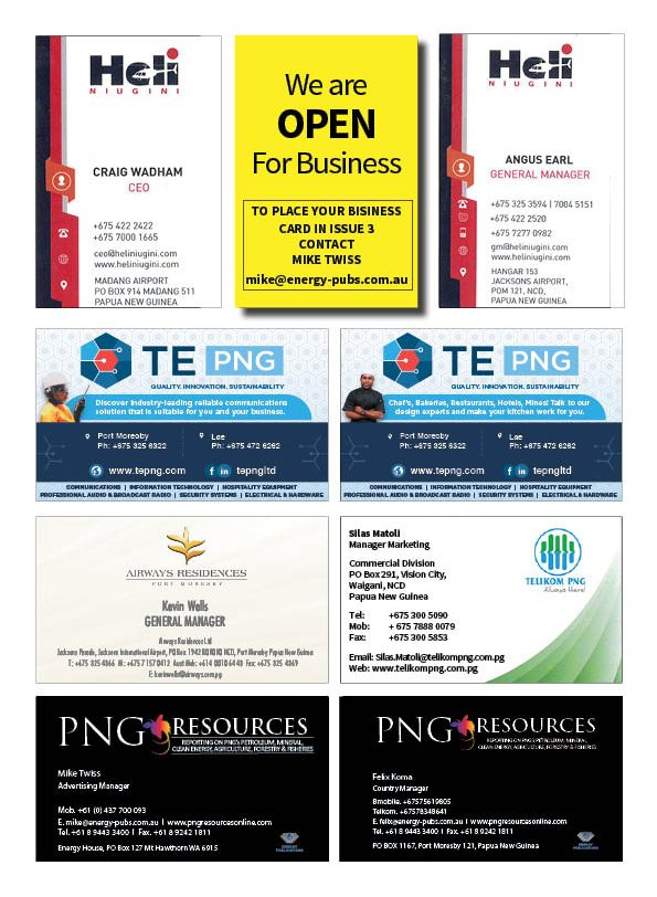PNG Resources Q2 2020 – Page 53
