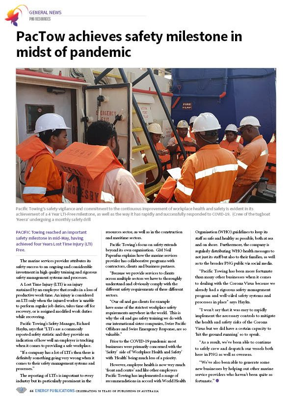 PNG Resources Q2 2020 – Page 68