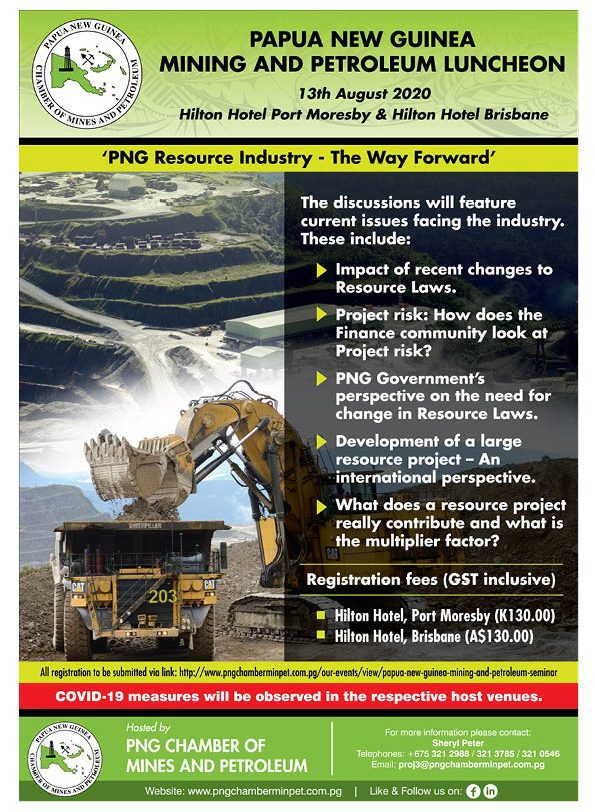 PNG Resources Q2 2020 – Page 74