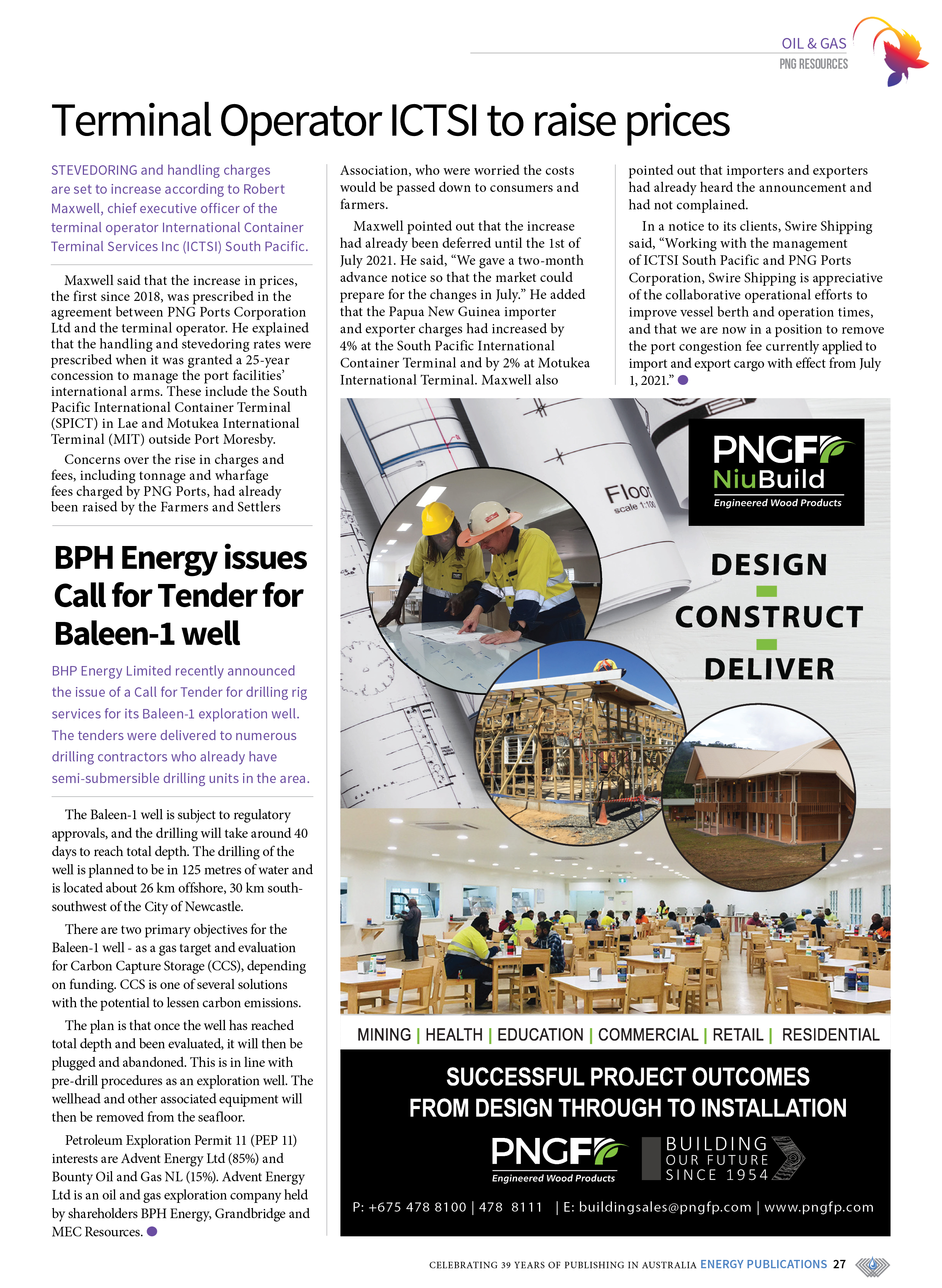 PNG Resources Q2 2021 – Page 29