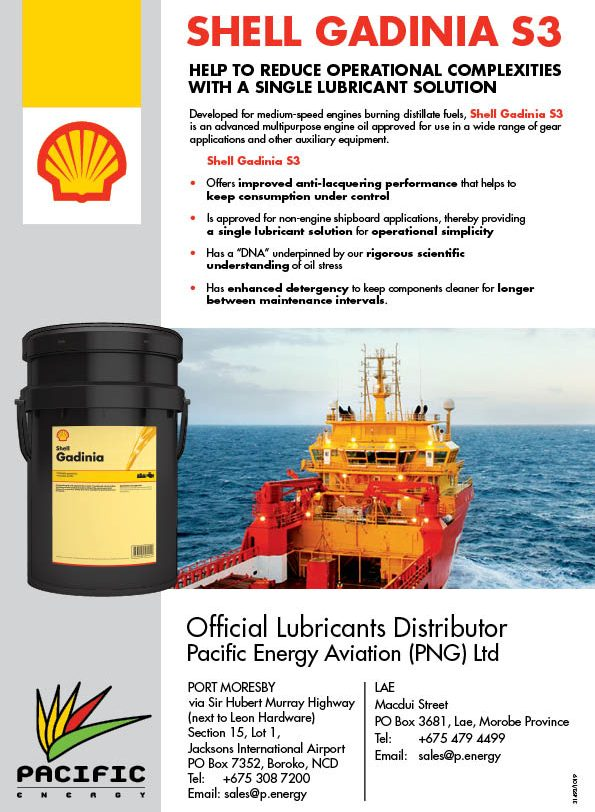 PNG Resources Q3 2020 – Page 17