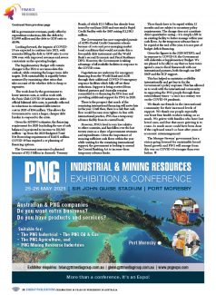 PNG Resources Q3 2020 – Page 40