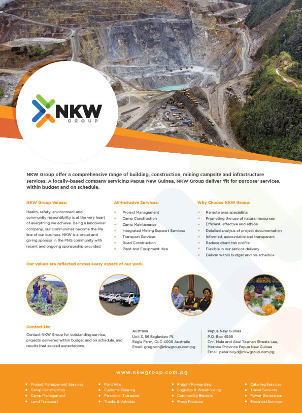 PNG Resources Q3 2020 – Page 45