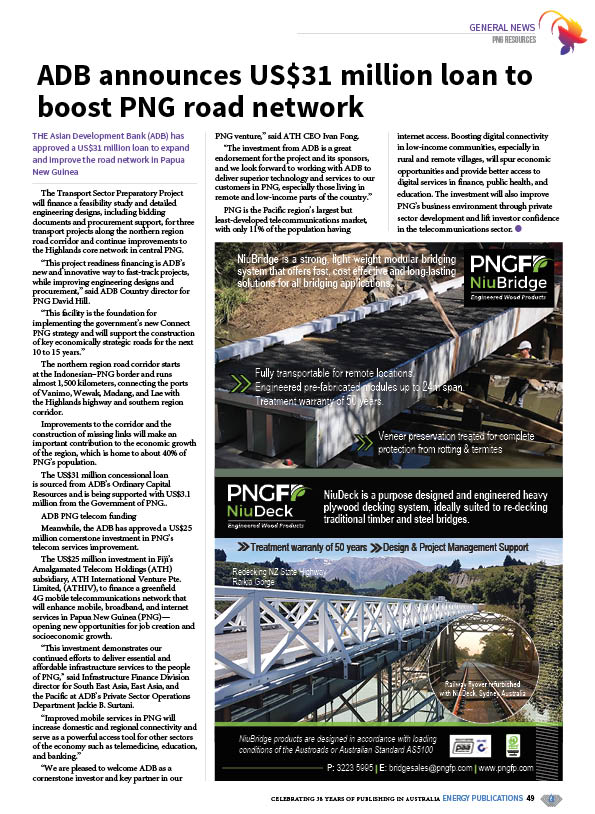 PNG Resources Q3 2020 – Page 51