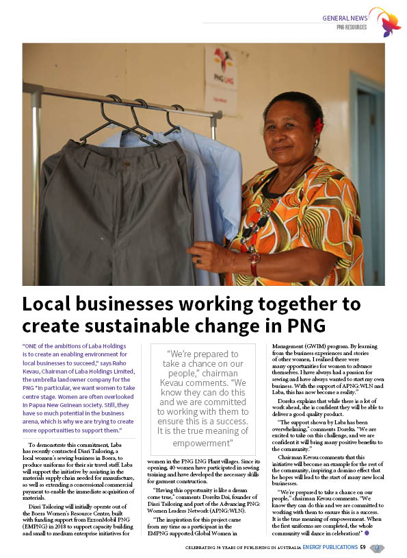 PNG Resources Q3 2020 – Page 61
