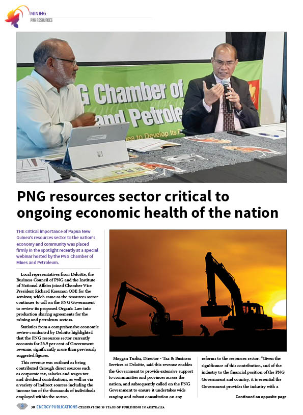 PNG Resources Q4 2020 – Page 32