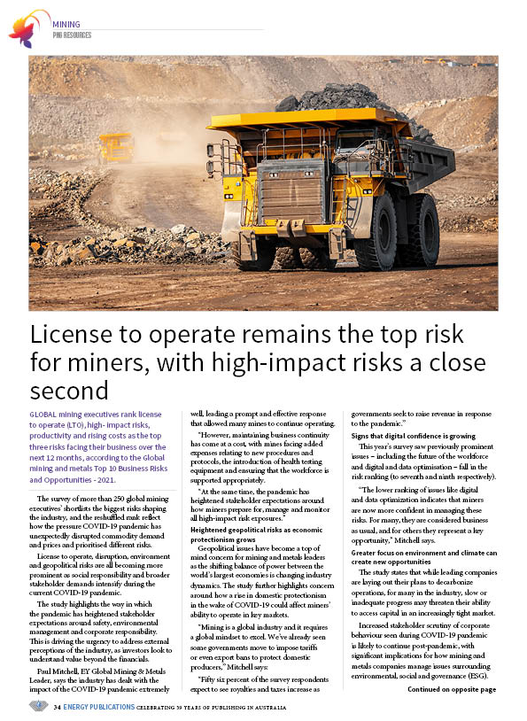 PNG Resources Q4 2020 – Page 36