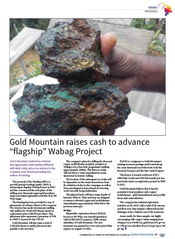 PNG Resources Q4 2020 – Page 39