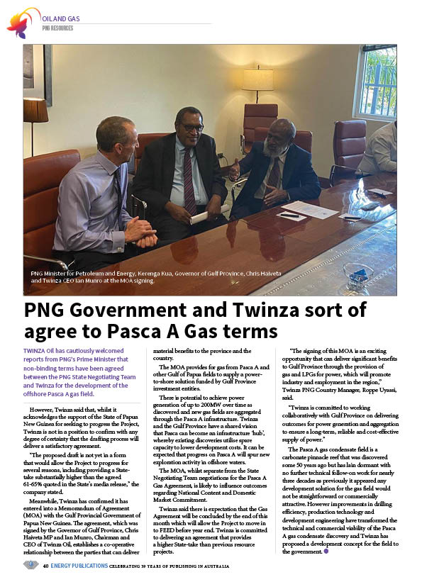 PNG Resources Q4 2020 – Page 42