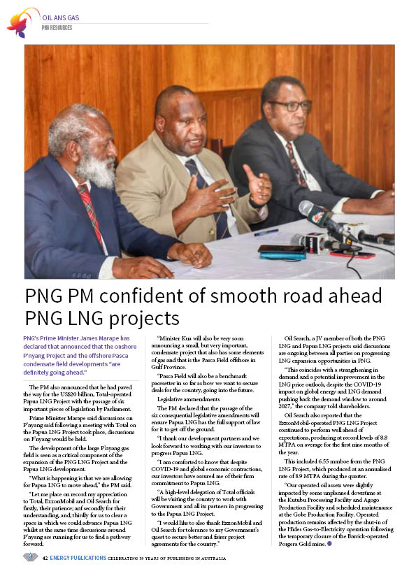 PNG Resources Q4 2020 – Page 44