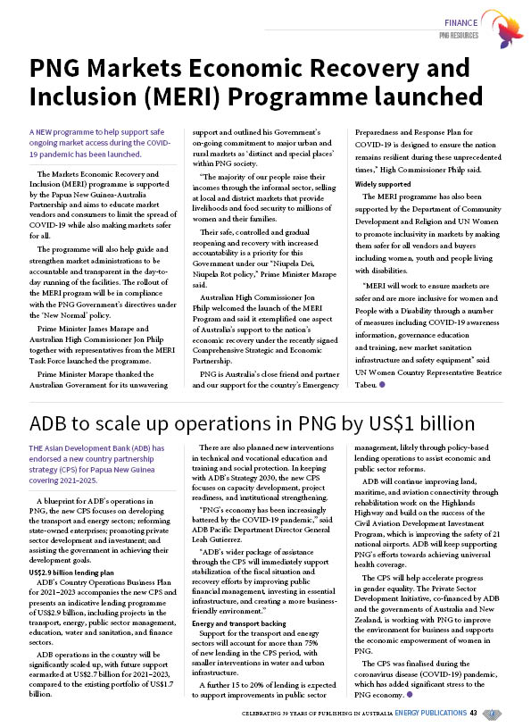 PNG Resources Q4 2020 – Page 45