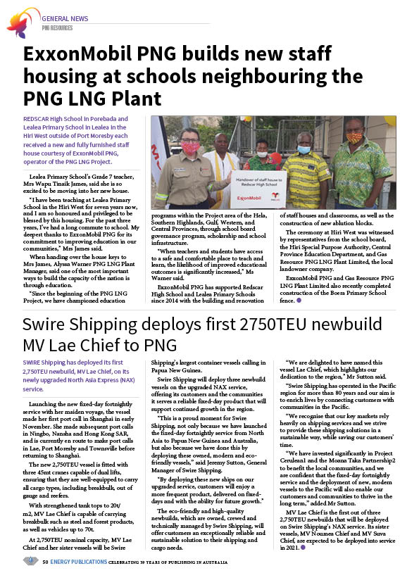 PNG Resources Q4 2020 – Page 52