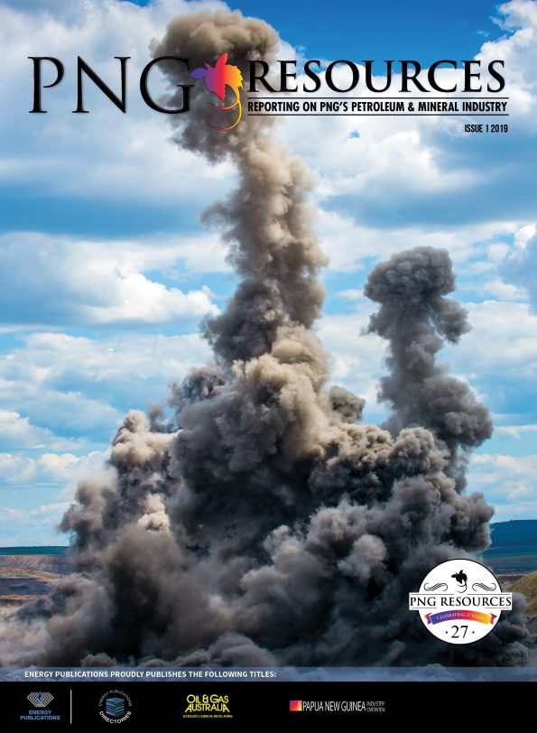 PNG Resources Q1 2019 – Cover