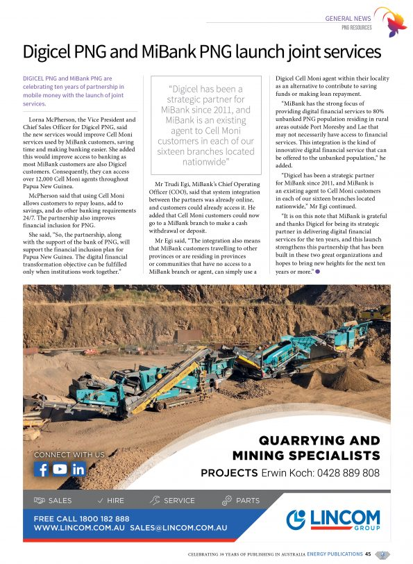 PNG Resources Q3 2021 – Page 47