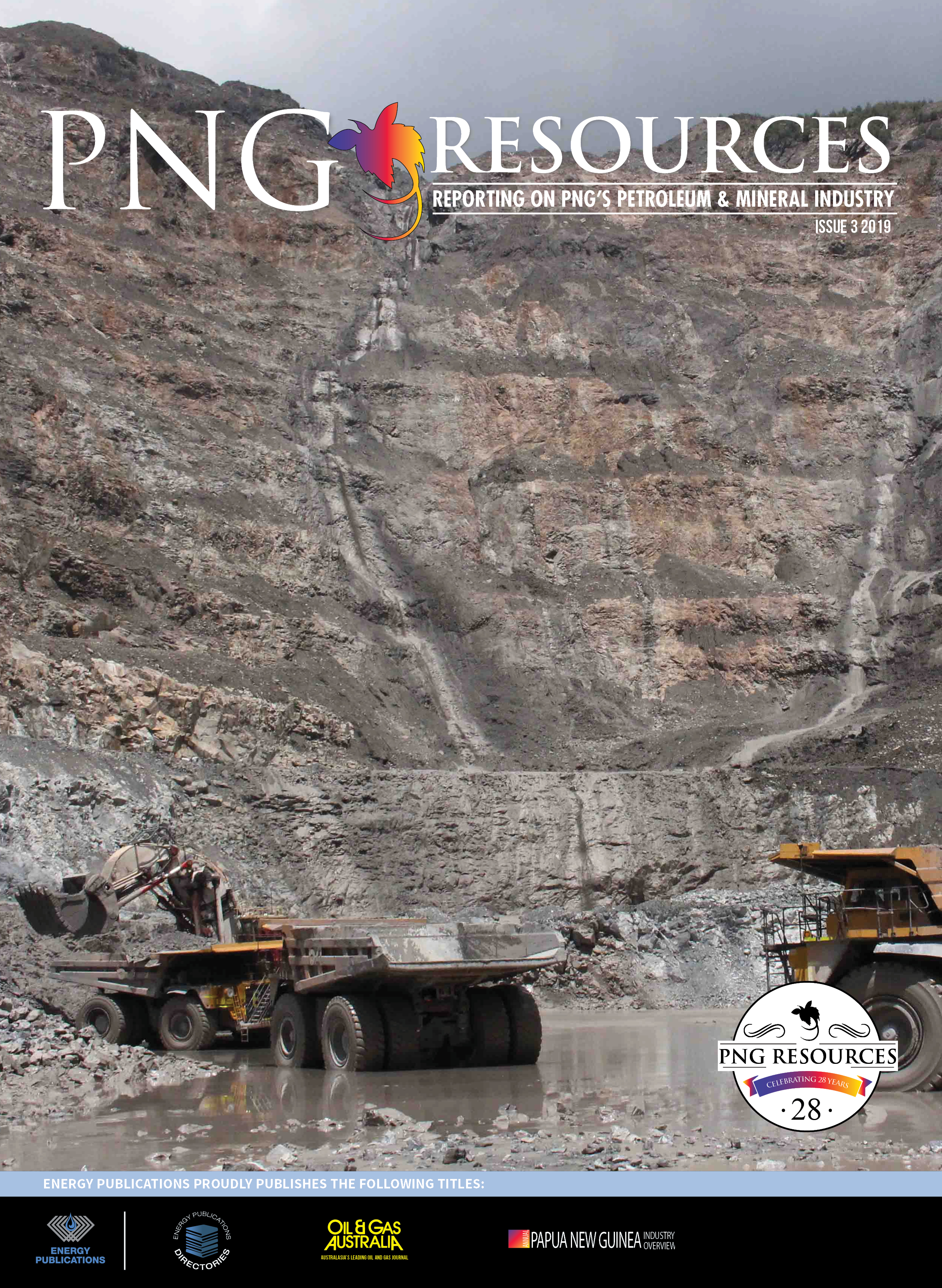 PNG Resources Q3 2019  – Cover