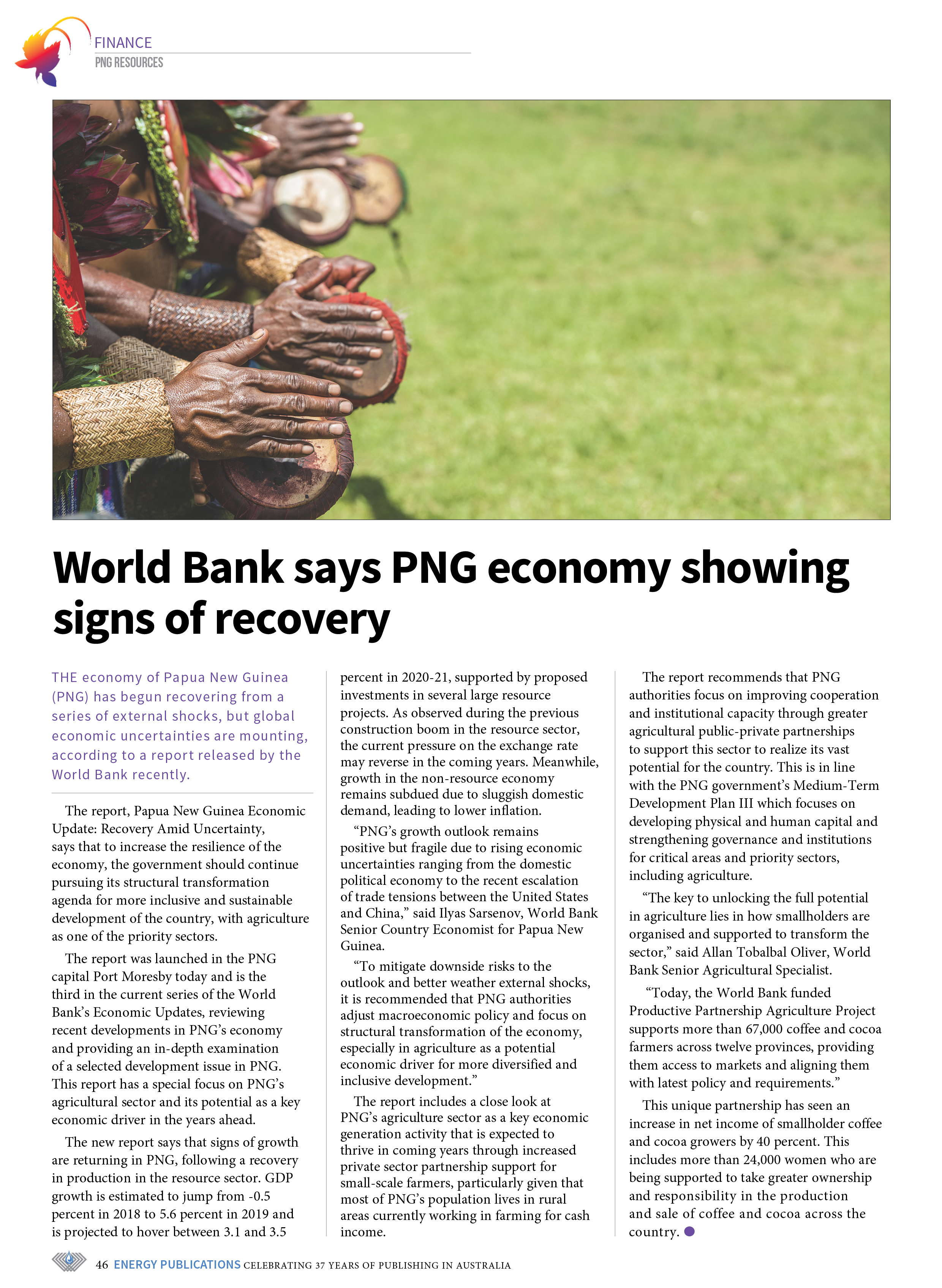 PNG Resources Q3 2019 – 48