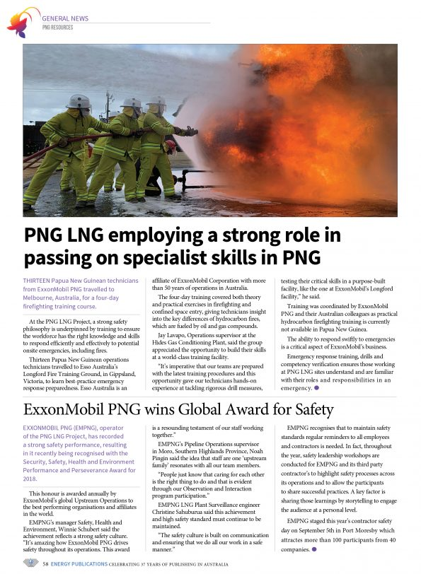 PNG Resources Q3 2019 – 60
