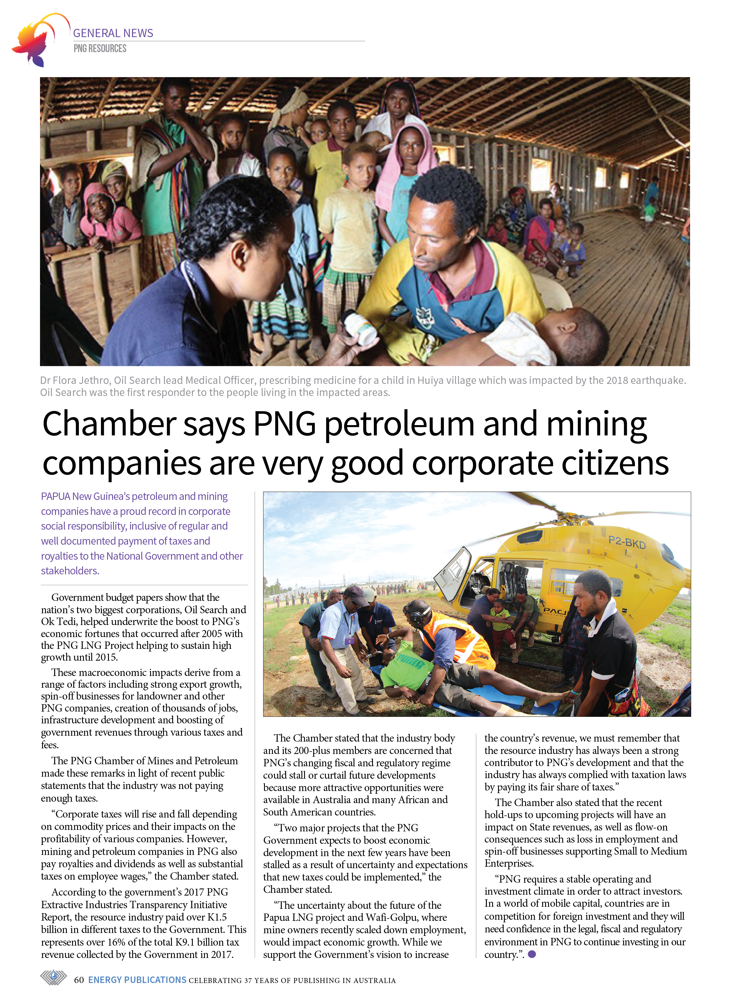 PNG Resources Q3 2019 – 62