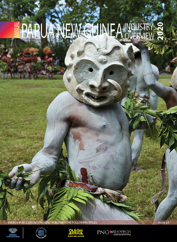 PNG Annual Industry Overview 2020 – Cover