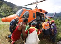 OTML comes to the rescue with medivac into remote Western Province village