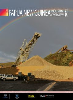 PNG Annual Industry Overview 2021 – Cover
