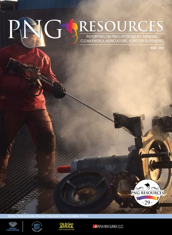 PNG Resources Q1 2021 – Cover