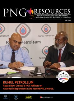 PNG Resources Q3 2021